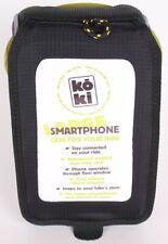 Koki Sattel Trainer Laufradtasche Smartphonetasche Mogi Max18 x 11 x 4 cm
