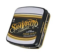 Suavecito Pomade 8 Pack Travel Pouches Kit - Firme (Strong) Hold - 0.5 oz (14g)