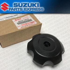 NEW OEM SUZUKI FUEL GAS CAP LTA LTF LTZ 250 400 500 EIGER OZARK QUAD 44200-29F01