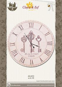 CLAYRE & EEF. Orologio – Clock – Uhr. 4KL0072.
