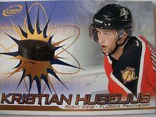 2003 ATOMIC SUPER COLLIDER  , KRISTIAN HUSELIUS,  PANTHERS !!  !! BOX 15