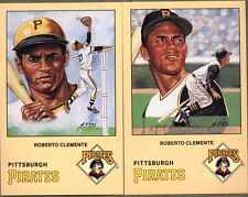 Roberto Clemente Postcard Set- Pittsburgh Pirates  MLB