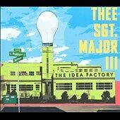 Idea Factory; Thee Sgt Major III 2010 CD, Fastbacks, Young Fresh Fellows, Posies