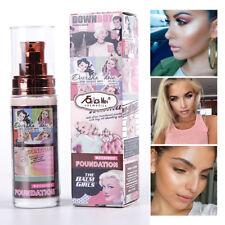 Makeup Face Eye Foundation Concealer Highlight Contour Pump Cream Cosmetic Kit