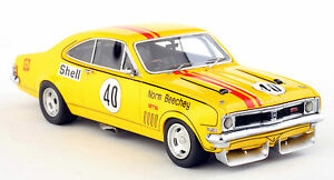1:43 AMR – 1972 ATCC #40 HT GTS Monaro as driven by Norm Beechey Model Car