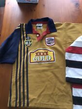 South Queensland Crushers Jersey Children's Sizing QRL NSWRL NRL
