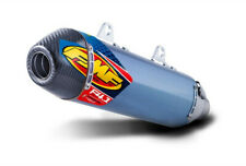 Blue Titanium Factory 4.1 w/CF End Cap Slip On Exhaust FC250/350/450 & FE501/S