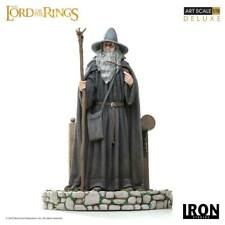 Iron Studios Lord Of The Rings Deluxe Art Scale Statue 1/10 Gandalf Grey 23 cm