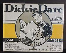 Collection Copyright. DICKIE DARE par Milton Caniff. Vol. 1. Futuropolis. TTB