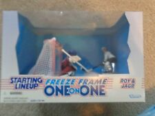Patrick Roy Jaromir Jagr Freeze Frame One On One Kenner Starting Lineup NIP
