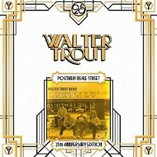WALTER TROUT - POSITIVELY BEALE STREET - 25TH NEW VINYL RECORD