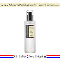 COSRX Advanced Snail 96 Mucin Power Essence 100ml  RENEW 2019 + Free Sample [US]