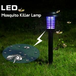 Electric Fly Bug Zapper Mosquito Insect Killer LED Light Trap Pest Control Lamp