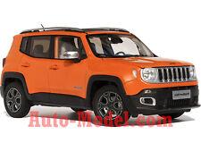 1:18 GAC FCA 2016 Jeep Renegade Omaha Orange Dealer Edition