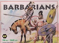 Barbarians Board  Wargame IMPERO ROMANO RPG gioco da tavolo Strategia KP Games