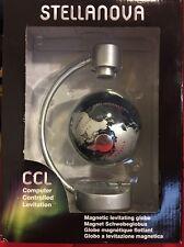 "Magnetic Levitating Globe Computer Controlled Tabletop Office Desk Levitation 4"""