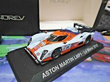 LOLA ASTON MARTIN LMP1  #007 Le Mans 2010 Gulf Mücke Primat Fernan Norev 1:43