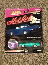 RARE JL Hot Rods 1/64 Thom Taylor BAD BIRD Ford T-Bird Convertible Green #12