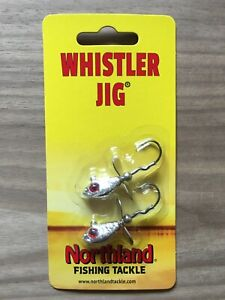 Northland Fishing Tackle - Whistler Jig® - Silver