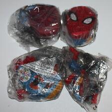 McDonald's MC DONALD'S HAPPY MEAL - 2009 Spider Man Serie completa imbustati