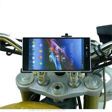 Pro Fit Motocicleta Manillar Bicicleta Dedicated montaje para Sony Xperia Z Ultra