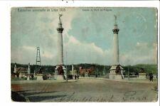 CPA-Carte postale -Belgique- Liège Exposition de 1905 Entrée du Pont de Fragnée