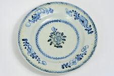 19th Chinese Qing DEHUA KILN FUJIAN Blue and White Porcelain Dish 清嘉慶 德化陶瓷 青花 福建