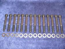 Schraube Schraubensatz Hauptlager 12.9 verstärkt-hochfest VR6 2,8L/2,9L Turbo