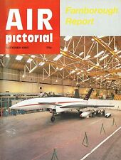 AIR PICTORIAL OCT 82: DRAGON TRAINER/SHACKLETON SORTIE/NATO AIR DEFENCE/DOWNLOAD