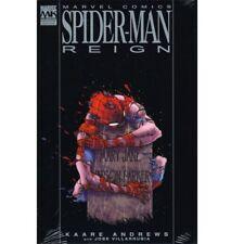 BD comics Marvel Spider-man: Reign ver.2