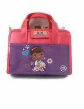 Leap Frog Carrying Case Doc McStuffins Accessory Leap Pad 2 Leapster GS Toy New
