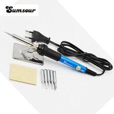 Venta caliente 220V 110V 60W temperatura ajustable para soldadura eléctrica Soldador