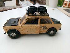 Modellauto - PKW - Politoys Fiat S7 128 Rally, Geländewagen