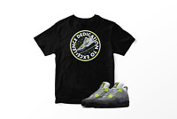 Dedication To Excellence T-Shirt To Match Air Jordan IV '95 Neon All Sizes