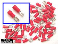 SPEAKER TERMINAL SPADES .. 5mm & 3.2mm Crimp Connectors Mix
