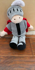 "North American Bear Co Knight Plush Stuffed Animal Toy 13"" New Fairy Tale"