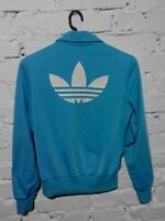 Adidas Originals Women's Track Top Jacket Big Logo Tracksuits Size 38