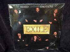 EXILE LP: Mixed Emotions, STILL SEALED,1978 Warner Bros.
