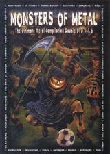 Monsters Of Metal Vol.5 (DVD, 2006)