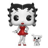 Betty Boop - Betty with Pudgy Colour Chase Variant FUNKO POP! Vinyl FUN32823