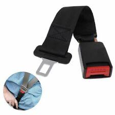 "Universal Car Seat 14"" Seatbelt Safety Extender Belt Extension 7/8"" Strap Buckle"