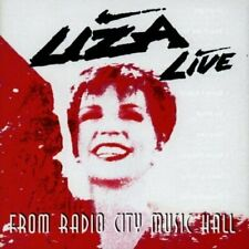 Liza Minnelli Live from Radio City Music Hall (1992)  [CD]