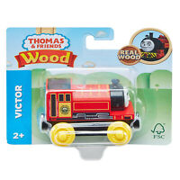Thomas And Friends Wood Victor Train Set NEW