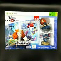 Disney INFINITY: Toy Box Starter Pack [2.0 Edition] - Xbox 360 Stitch and Merida