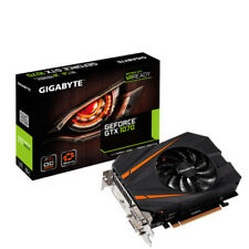 Schede video e grafiche GIGABYTE NVIDIA GeForce GTX 1070 per prodotti informatici PC
