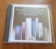Dvorak Symphony No 9 New World Scherzo Capriccoso 1988 Supraphon 11 0629-2