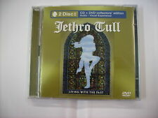JETHRO TULL - LIVING WITH THE PAST - CD+DVD NEW SEALED 2016