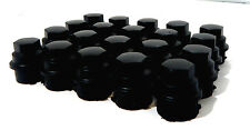 (20) 2006 CHEVY CHEVROLET COBALT 12X1.5 BLACK LUG NUT COVERS FOR HUBCAPS