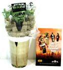 1999 Star Wars Phantom Menace Yoda Cup & Topper NEW KFC Taco Bell Pizza Hut