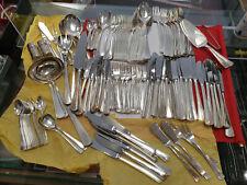 Besteck Drache Rocroni Drache 100er Silberauflage 12 Personen 156 Teile